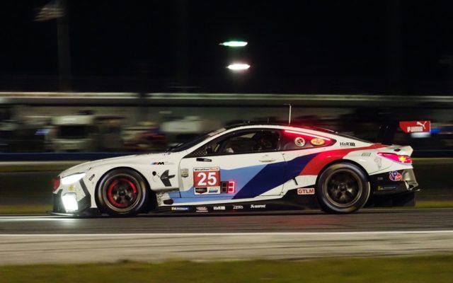 GTLM winning BMW.  [Photo by Jack Webster]
