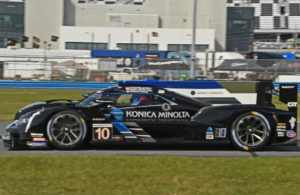 Wayne Taylor Racing DPi Cadillac in action. [Joe Jennings Photo]