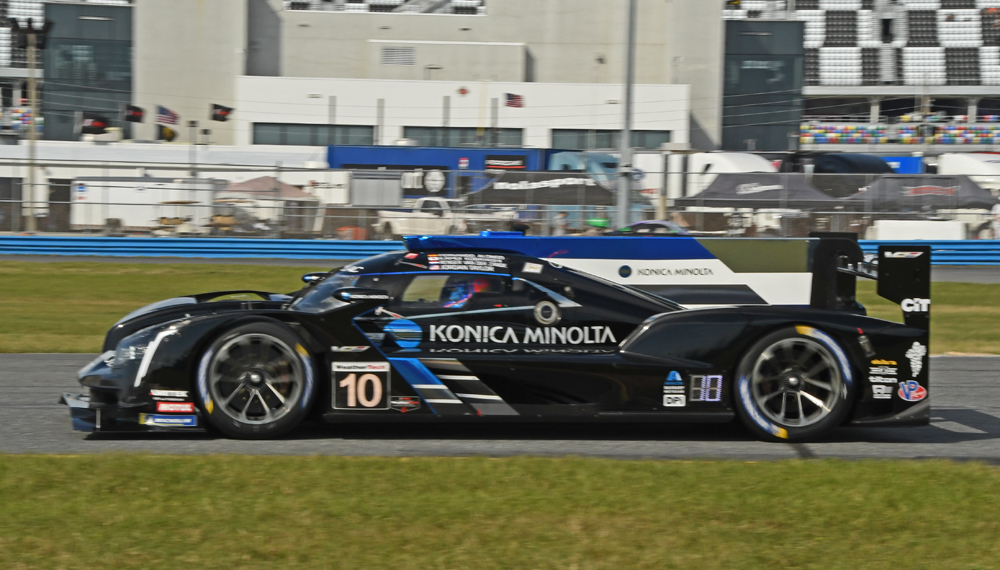 Wayne Taylor Racing DPi Cadillac in action. [Joe Jennings Photo]
