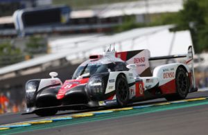 Toyota will pace the field in the FIA-WEC race at Sebring. [Photo by Toyota Gazoo Racing]