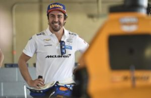 Fernando Alonso. [Chris Owens Photo]