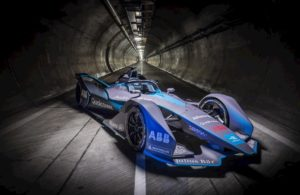 Gen2 Formula e car [Photo by FIA Formula e]