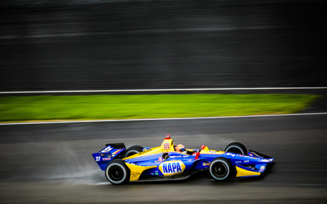 Alexander Rossi – INDYCAR Grand Prix.  © [Andy Clary/ Spacesuit Media]