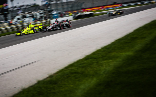 Simon Pagenaud and Will Power – INDYCAR Grand Prix.  © [Andy Clary/ Spacesuit Media