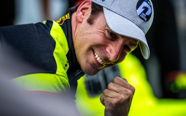 Simon Pagenaud – Indianapolis Motor Speedway.  © [Andy Clary/ Spacesuit Media]