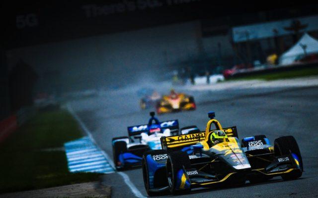 Zach Veach – INDYCAR Grand Prix.  © [Jamie Sheldrick/ Spacesuit Media]