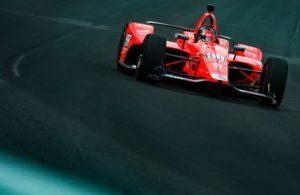 Marco Andretti - Indianapolis Motor Speedway. © [Jamie Sheldrick/ Spacesuit Media]