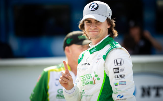 Colton Herta.   © [Andy Clary/ Spacesuit Media]