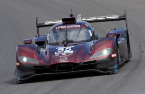First victory for Mazda. [Jack Webster Photo]