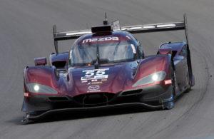 First victory for Mazda. [Jack Webster Photo]
