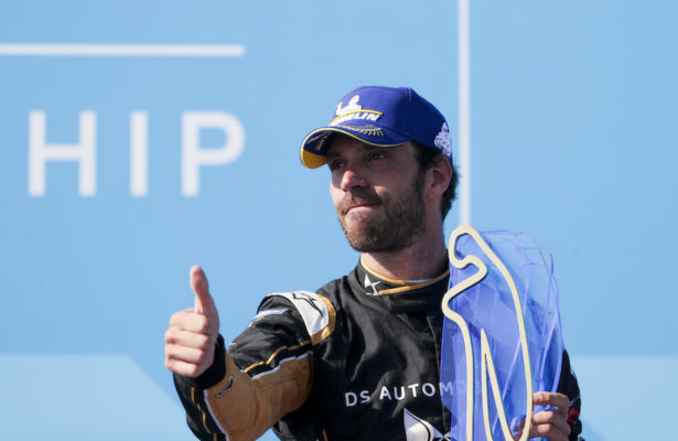 Series champion Jean-Eric Vergne. [Photo by FIA Formula E]