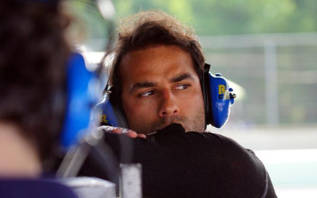 Filipe Nasr.  [Photo by Jack Webster]