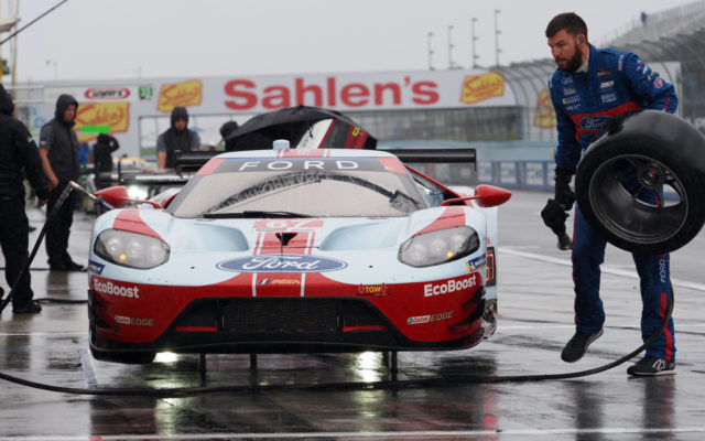 Last season for the Ford GT.  [Photo by Jack Webster]