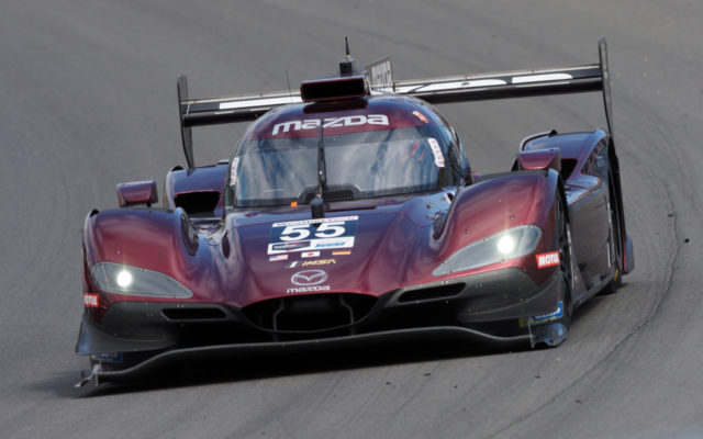 Mazda showed their strength in the second half of the season.  [Photo by Jack Webster]