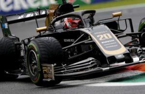 [photo courtesy Haas F1 Team media]