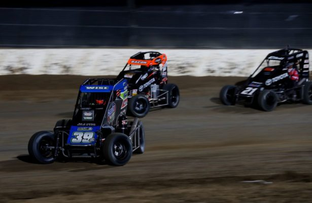 Zeb Wise on his way to winning the BC39. [Photo by: Joe Skibinski]