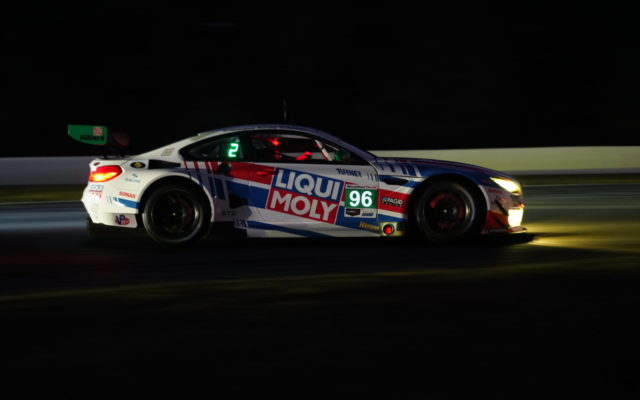 Record victory for Bill Auberlen and BMW.  [Photo by Jack Webster]