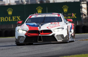 Colton Herta's RLL BMW ride at Daytona. [Jack Webster Photo]
