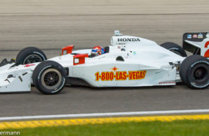John Andretti. [Rich Zimmerman Photo]