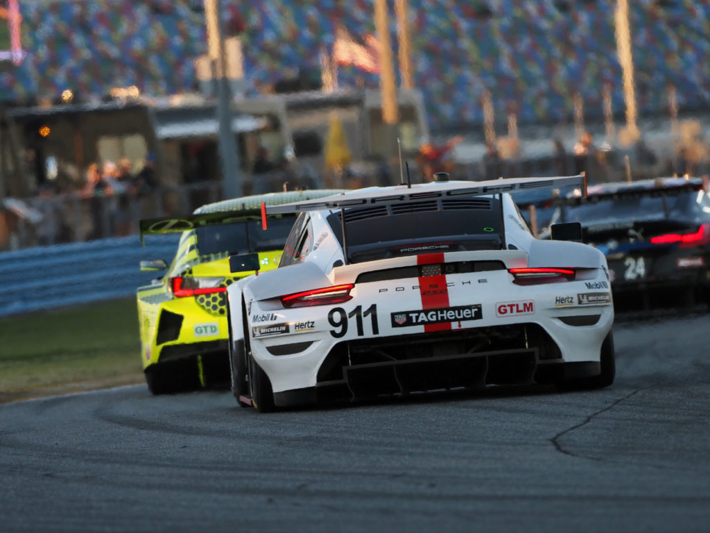 Porsche is skipping Le Mans, but will still be in IMSA. [Photo by Jack Webster]