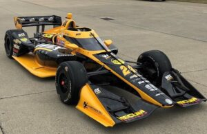 2020 DRR WIX Filters Road IndyCar. [photo courtesy Dreyer & Reinbold Racing]
