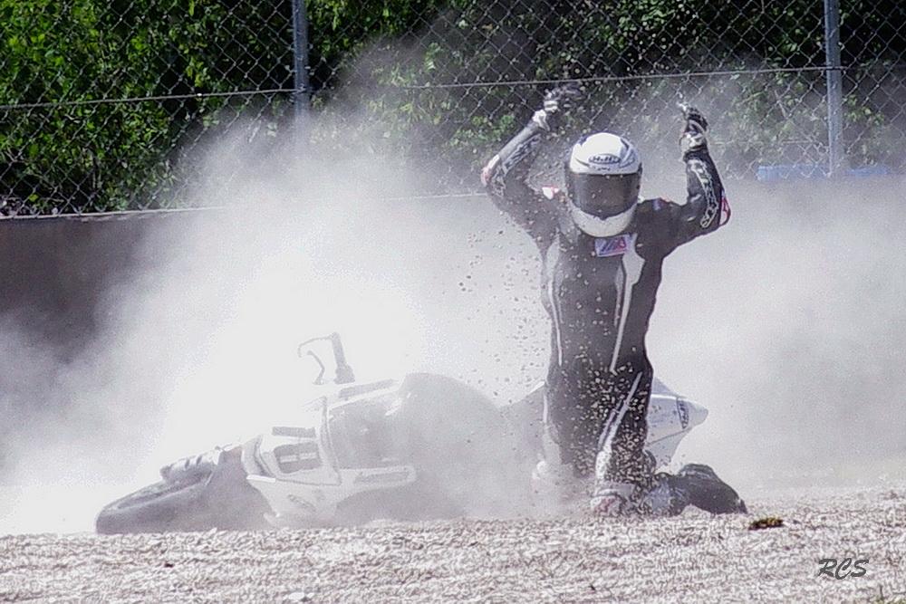 #78 Alejandro Thermiotis in Super Sport. [Roy Schmidt Photo]