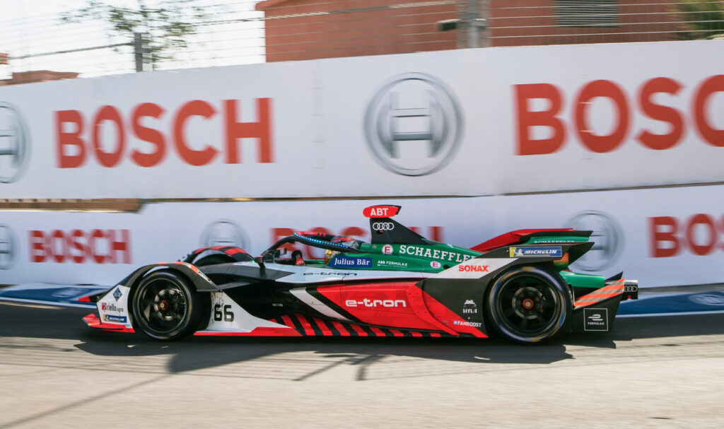 Audi Formula-e [Photo credit: Audi Motorsport]