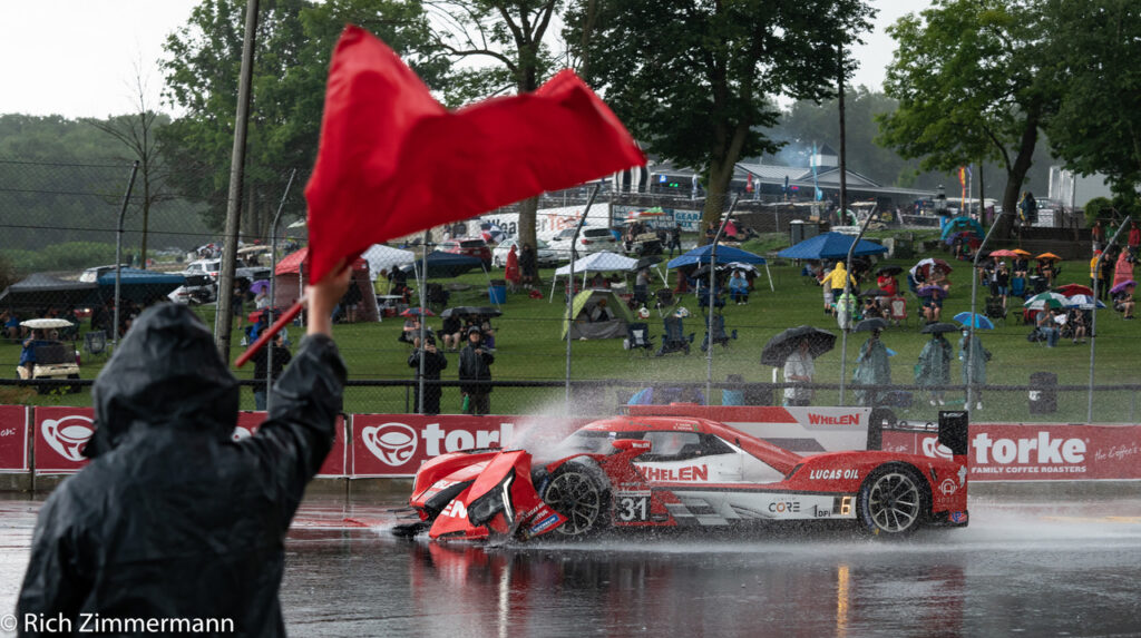 Red Flag conditions. [Rich Zimmermann Photo]