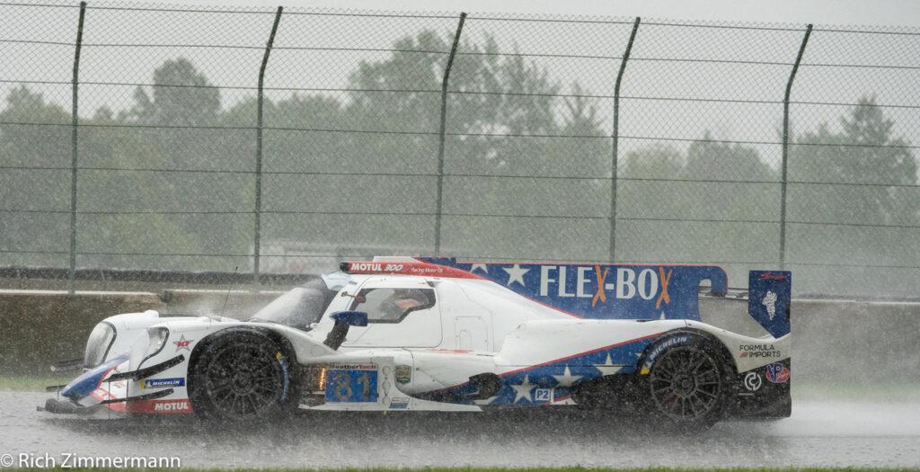 LMP2 Winner. [Rich Zimmermann Photo]