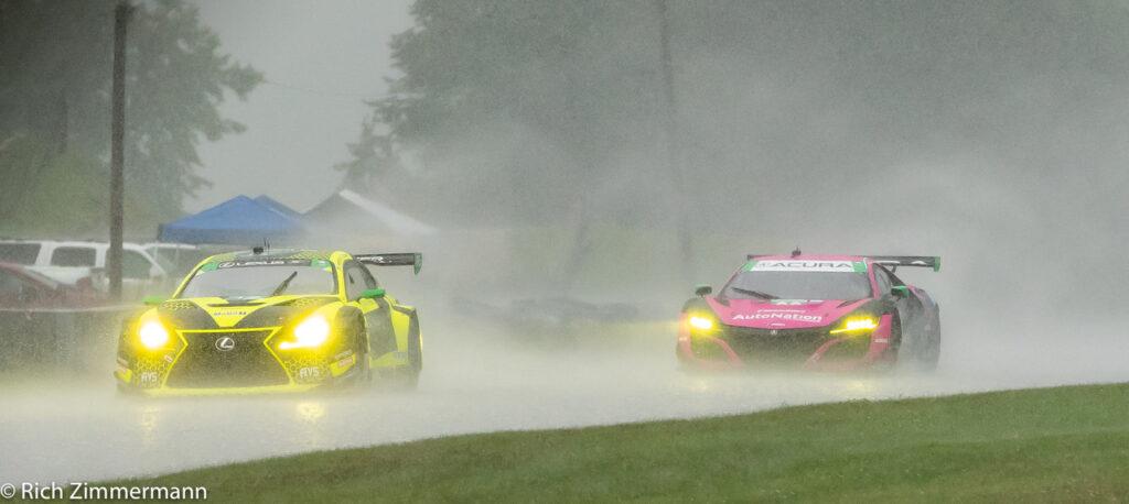 GTD Battle for the win. [Rich Zimmermann Photo]