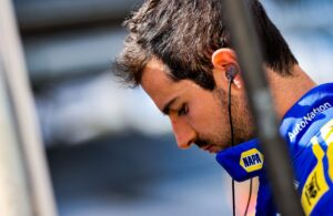 Alexander Rossi is looking for his first victory of 2020. © [Andy Clary/ Spacesuit Media]