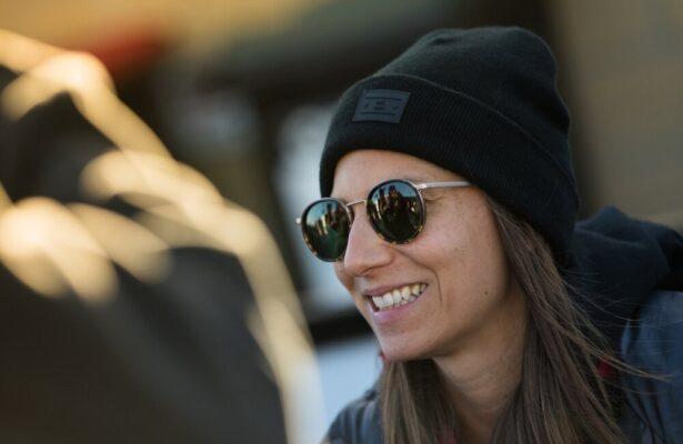 Simona De Silvestro has been announced as the driver for Paretta Autosport. [courtesy Paretta Autosport]