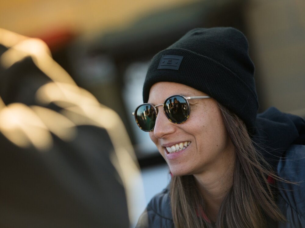 Simona De Silvestro has been announced as the driver for Paretta Autosport. [courtesy Paretta Autosport]
