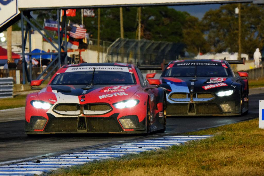 BMW. [Jack Webster Photo]