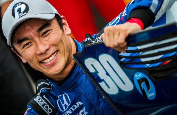 2019 polesitter and race winner Takuma Sato returns to Barber Motorsports Park. © [Andy Clary/ Spacesuit Media]