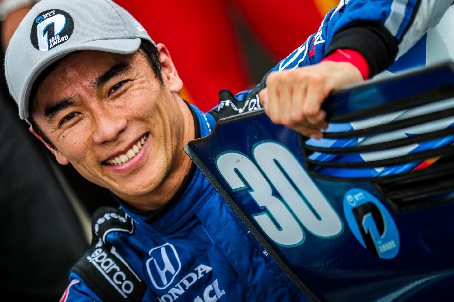 2019 polesitter and race winner Takuma Sato returns to Barber Motorsports Park. © [Andy Clary/ Spacesuit Media]