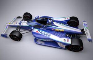 photo courtesy Dreyer & Reinbold Racing