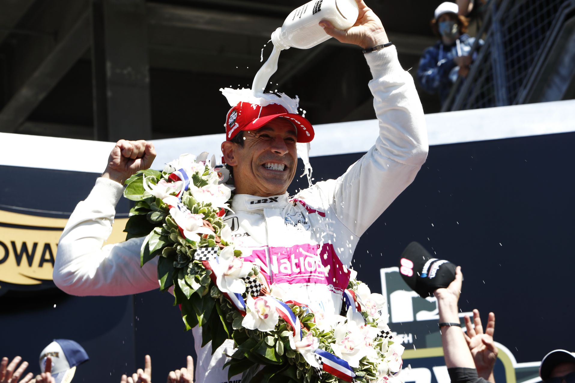 Castroneves Wins Indy 500 Thriller To Become Forth Four-Time Winner - RacingNation.com