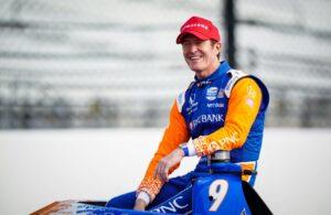 Scott Dixon - Indianapolis 500 Front Row Photo Shoot -- Photo by: James Black