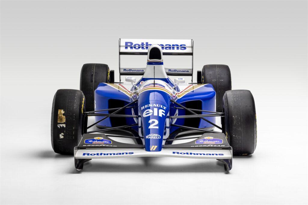 1994 Williams FW15D