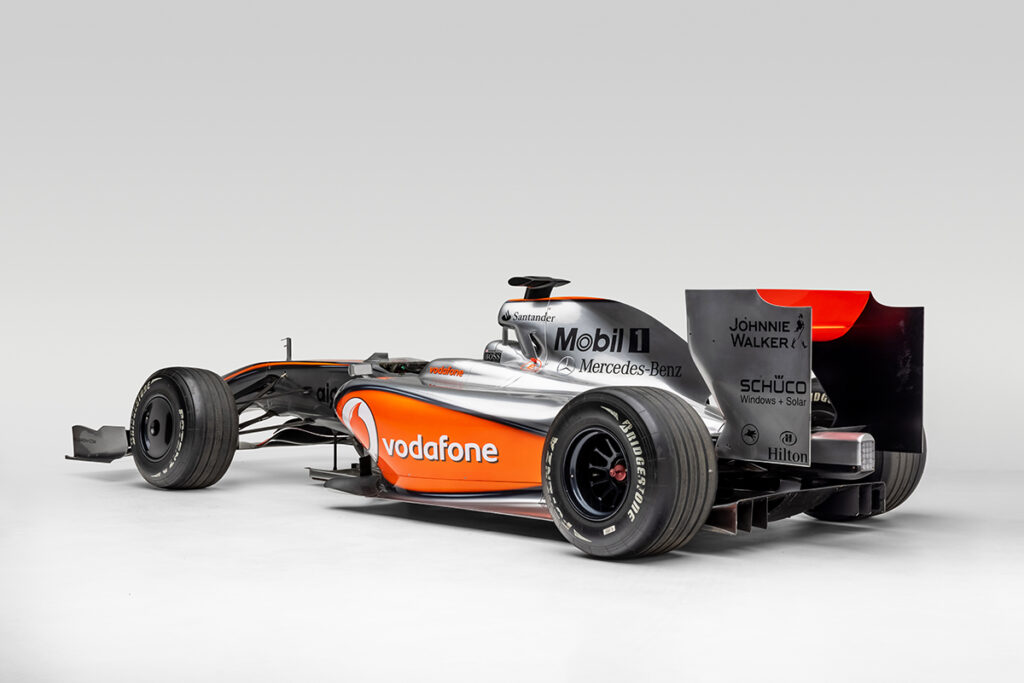 2008 McLaren F1 MP4-24